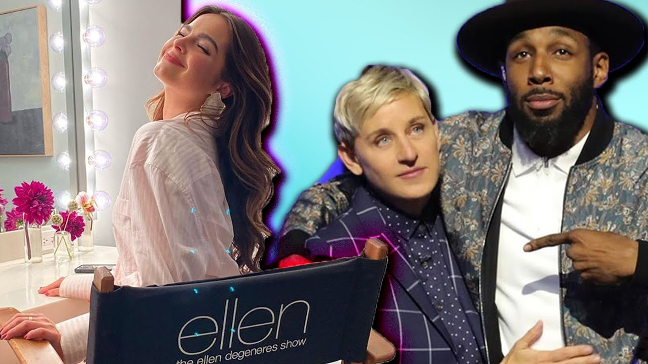 Addison Rae Did NOT Get Interviewed By Ellen For THIS Reason! | Hollywire