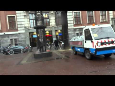 Euronext Amsterdam stock exchange AEX Dutch Occupy Wall Street NL