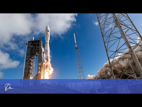 X-37B Autonomous Spaceplane Live Launch