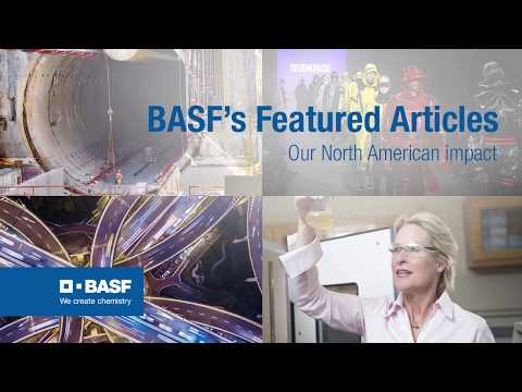 BASF's Featured Articles from Q1 2019