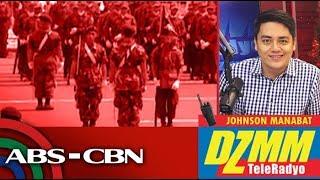 Tulfo tirade vs ex-Army chief 'very unprofessional': military   DZMM