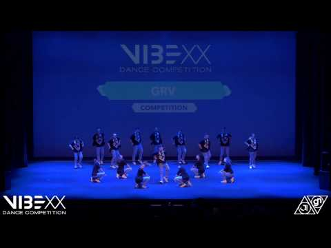 2nd Place VIBE XX 2015 - GRV