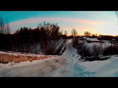 Круз. Проверим новые шины,пробуем зимний офф-роуд, спуск и подъем в гору!