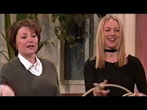 The Roseanne  1998 with Arianna Huffington, Jewel & Nora Dunn