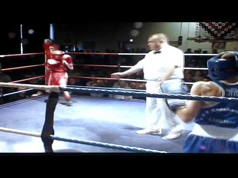 Carvell crocker vs charlie naylor