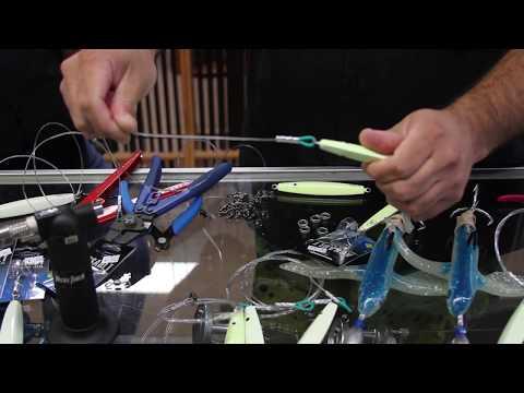 How To Rig Glow Assault Diamond Jigs For Big Tuna