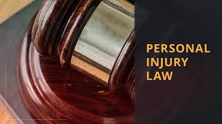 Personal Injury Lawsuits Explained - Richard Schibell Law