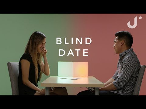 Strangers Play Never Have I Ever on a Blind Date | Linda & J