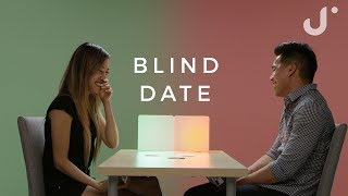 Strangers Play Never Have I Ever on a Blind Date | Linda & Jeff