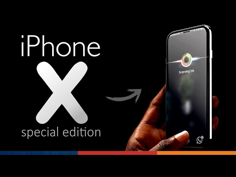 Download Youtube: Conoce al iPHONE X (2017)