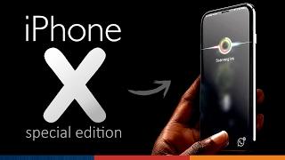Conoce al iPHONE X (2017)