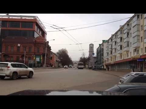 A street in Ufa
