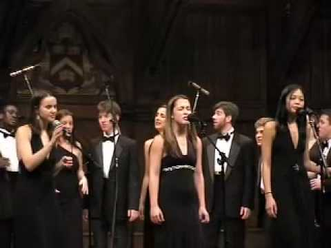 We Danced Anyway, the Harvard Radcliffe Veritones a cappella