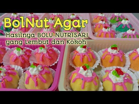 Resep Bolnut Bolu Nutrisari Kukus Untuk Jualan Youtube
