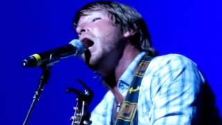 Mike Sanchez - Midnight Getaway - Verizon Theater, Grand Prairie, TX -  June 11, 2012