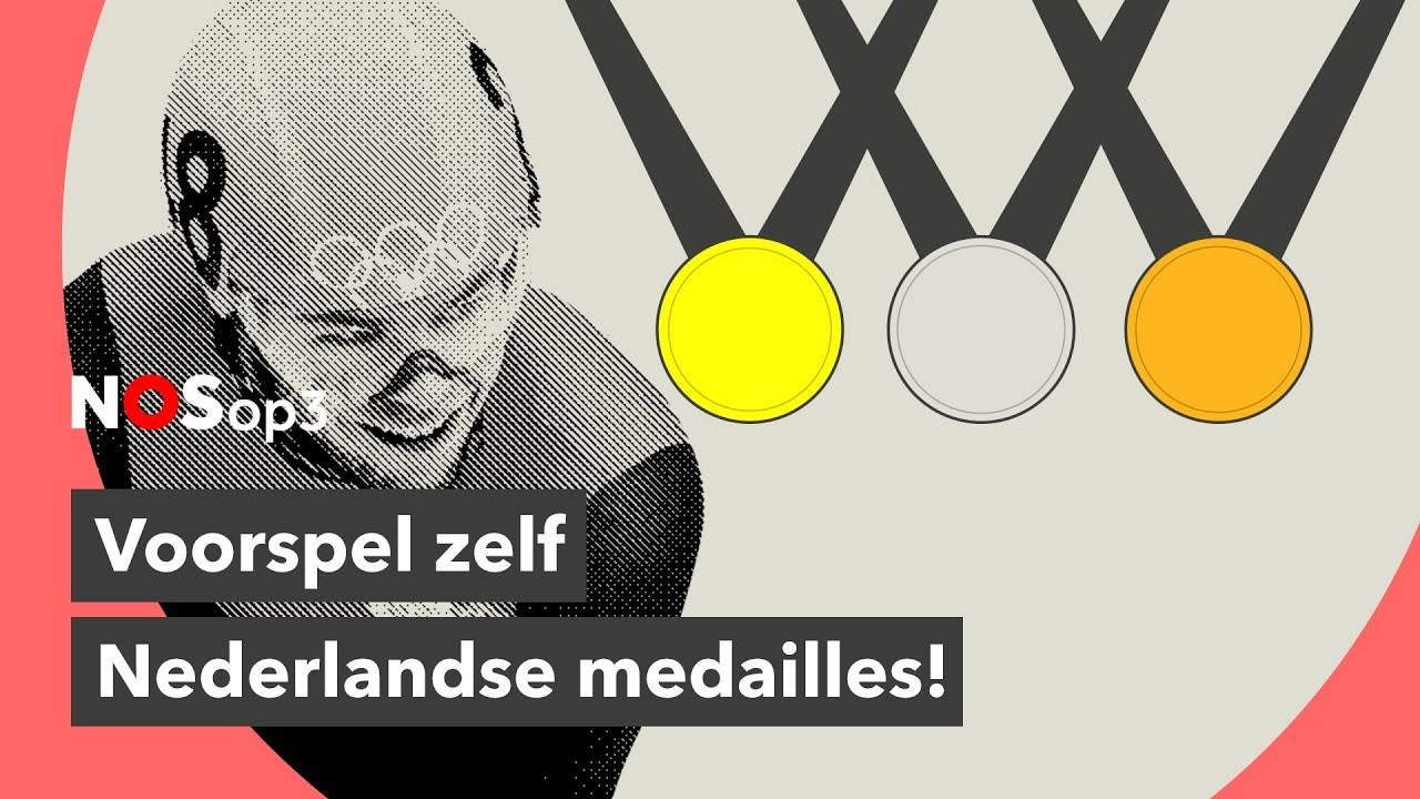 game hoeveel medailles wint nederland nos op 3 youtube. Black Bedroom Furniture Sets. Home Design Ideas