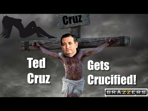 Ted Cruz Gets Crucified! Porn Scandal!