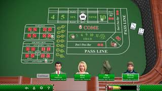 Craps 1 | 9 26 18 | Hoyle Casino Collection