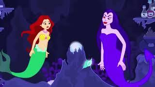 Adisebaba Çizgi Film Masallar - Küçük Deniz Kızı