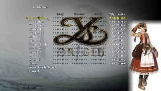 Ys Origin   [Boss Rush] [Yunica] (Nightmare)