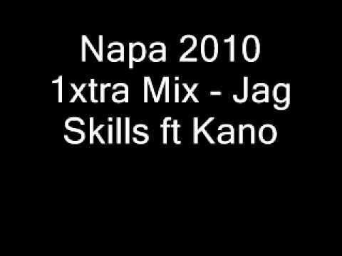 Napa 2010 1xtra Mix - Jag Skills ft Kano (Part 1)