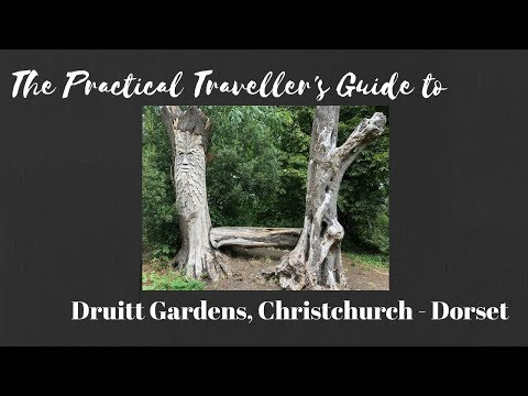 Druitt Gardens - The Practical Traveller's Guide To Places To Visit In Christchurch UK