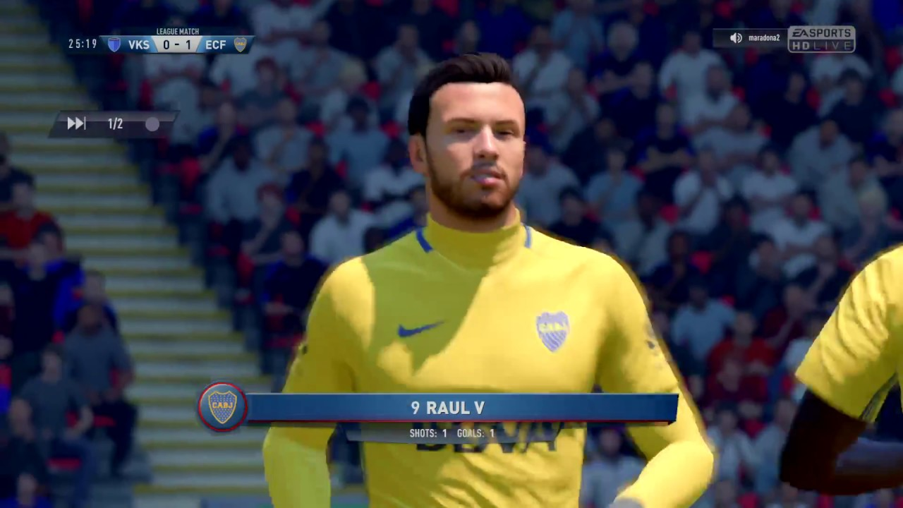 maxresdefault Equipazo Cf Fifa 18 Online Clubs Live