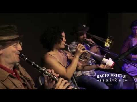 "Tuba Skinny - ""Untrue Blues"" - Radio Bristol Sessions"