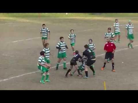 Livorno Rugby 1931 vs.Molon Labe cat.u.14  1°tempo
