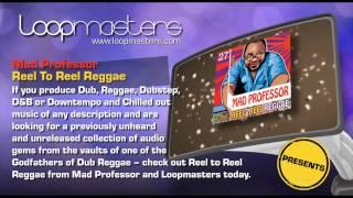 Mad Professor Reggae Samples - Mad Professor Reel to Reel Reggae