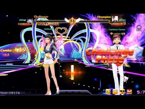 Love Dance Android iOS Gameplay (G-DRAGON - CROOKED)