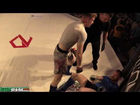John Mitchell vs Taidgh Linnane - Cage Legacy 6