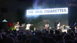 For those who missed The Oral Cigarettes's performance on Music Mat...