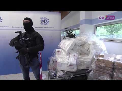 Наркотики для России: рекордную партию гашиша задержали в Литве