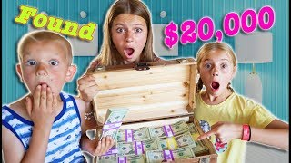Found $20,000 Playing Last to Leave The CAR! Challenge Gone VERY WRONG!