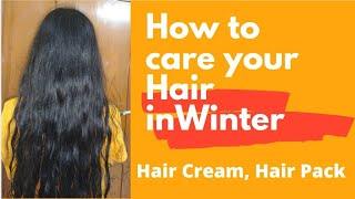 How to Treat Hair in Winter Nilajagu screenshot 4