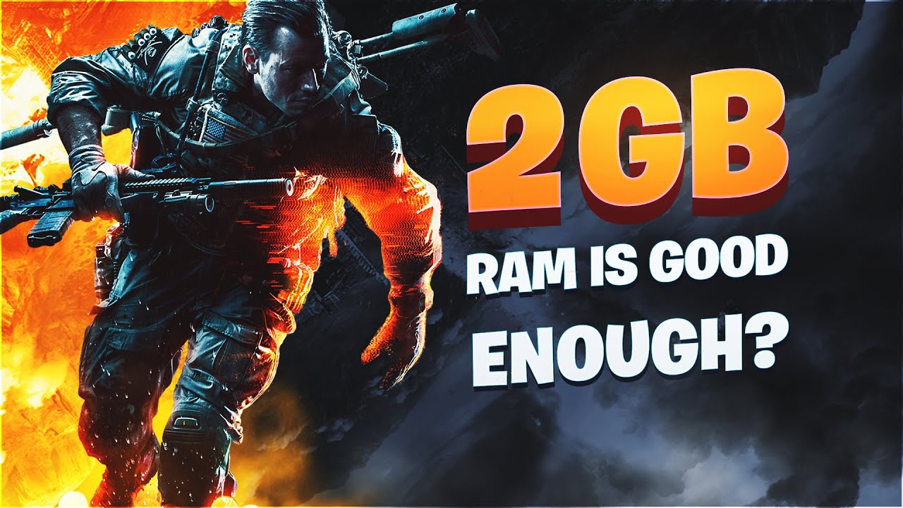 Top 10 Best games for 2GB Ram PC - Updated 2020