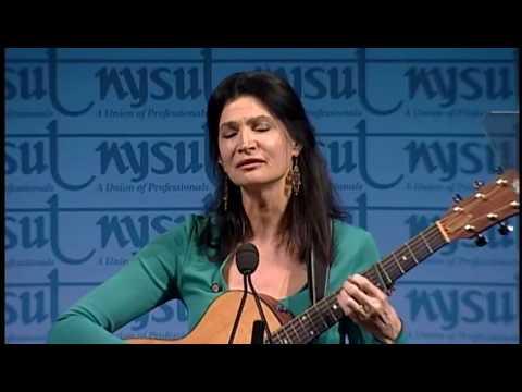 """Solidarity Forever"" - Lily Eskelsen"