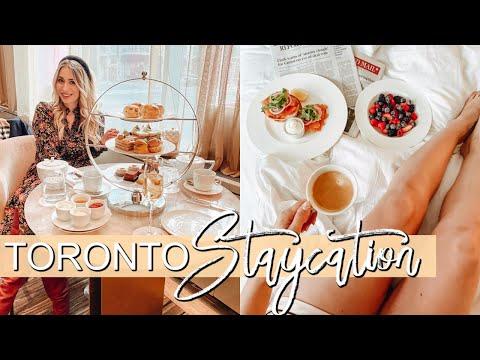 Four Seasons Hotel Toronto   Room Tour & Dining Options
