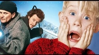 Home Alone (1990) Movie Review By JWU