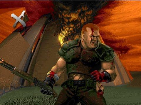 Brutal Doom II   Ultra-Violence   Parte Final + Jefe Secreto