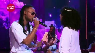 Download Coke Studio Africa Mash Up  Ololufe Haturudi Nyuma – Flavour & Juliana MP3 song and Music Video