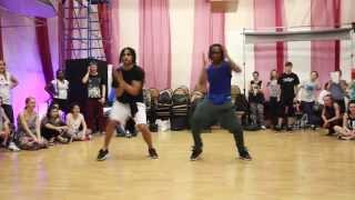 J. Martins featuring Dj Arafat - Touchin Body choreography by Camron One-Shot