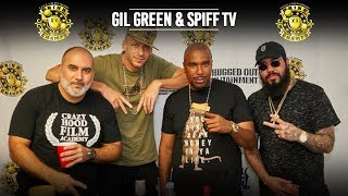 Gil Green & Spiff TV - Drink Champs (Full Video)