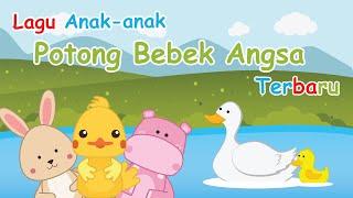 Lagu Anak Indonesia Potong Bebek Angsa Terbaru | Ladoobkids (2021)