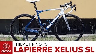 Thibaut Pinot's Lapierre Xelius SL