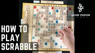 How To Play Scrabble
