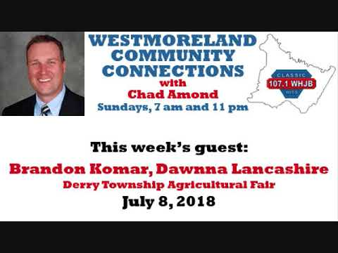 Westmoreland Community Connections: July 8, 2018