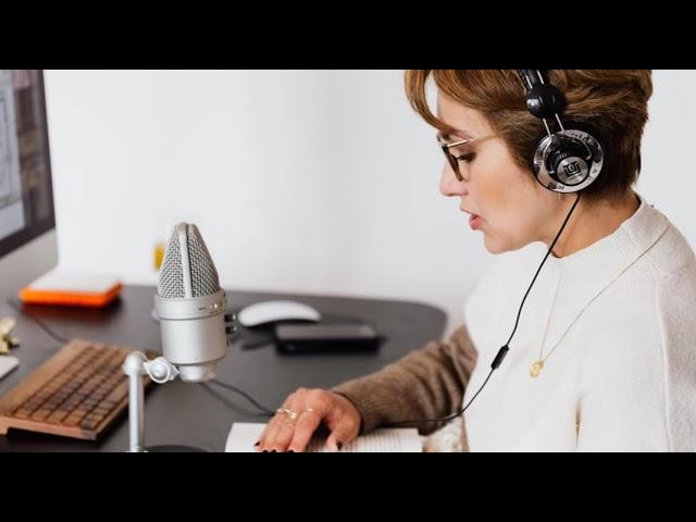Voice coaches - podcast June 15th