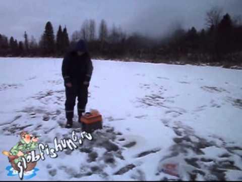 Рыбалка на Бокалде ( Кировская область) - YouTube